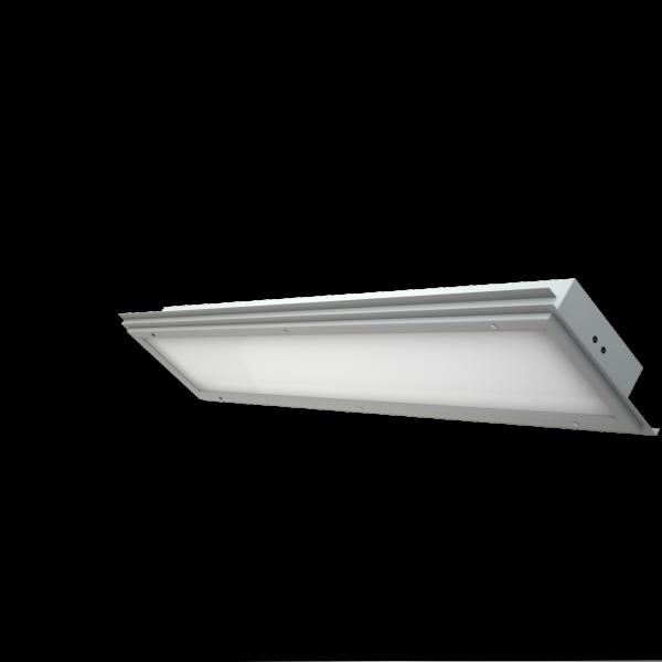 Светильник ALD для реечного потолка со степенью защитой IP54 фото, цена