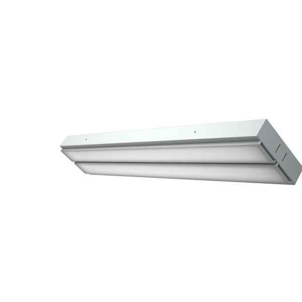 Светильник ALO для реечного потолка с опаловым рассеивателем фото, цена