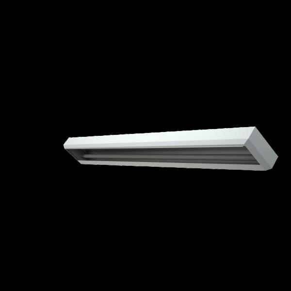 Светильник ASM/S с асимметричным отражателем фото, цена
