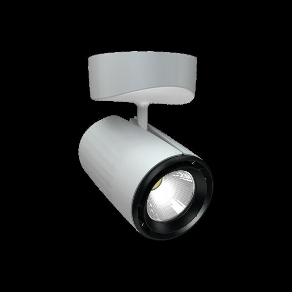 Светильник экспозиционный BELL/S LED  с концентрирующей оптикой фото, цена