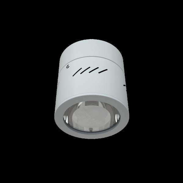 Светильник DLA направленного света с металлогалогенными лампами фото, цена