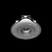 Торговое и офисное освещение Светильник DLF направленного света с компактными люминесцентными лампами фото, цена