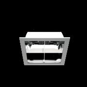 Торговое и офисное освещение Светильник DLM направленного света с компактными люминесцентными лампами фото, цена