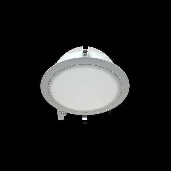 Светильник DLO направленного света с компактными люминесцентными лампами фото, цена