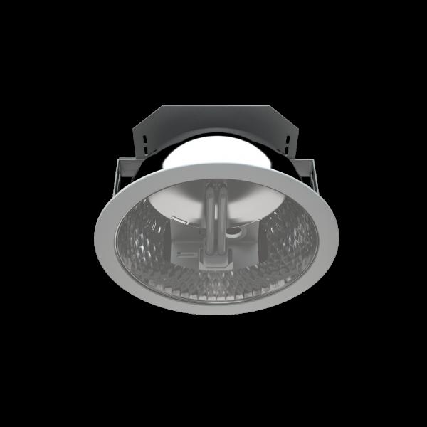 Светильник DLS направленного света с компактными люминесцентными лампами фото, цена