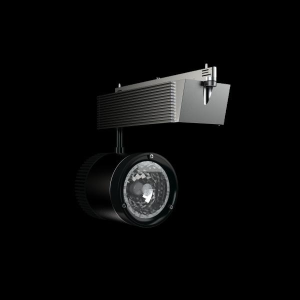 Регулируемый светильник DRUM FHC/T с концентрирующей оптикой фото, цена
