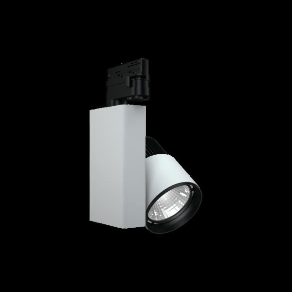 Светильник LEON/T LED экспозиционный с концентрирующей оптикой фото, цена
