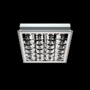 Торговое и офисное освещение Светильник PRB/R с зеркальной параболической решеткой фото, цена