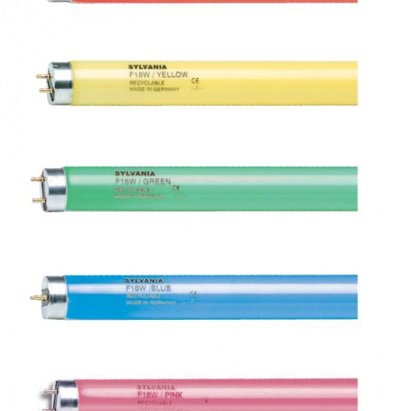Лампа люминесцентная линейная F36Вт/T8/R Sylvania фото, цена