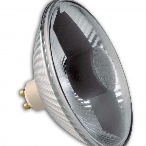 Лампа галогенная с отражателем Hi-Spot ES111 75Вт FL24° Sylvania фото, цена