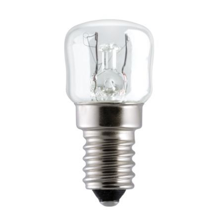 Лампа накаливания миниатюрная прозрачная для духовок 15P1/OVEN22/CL/E14 General Electric фото, цена