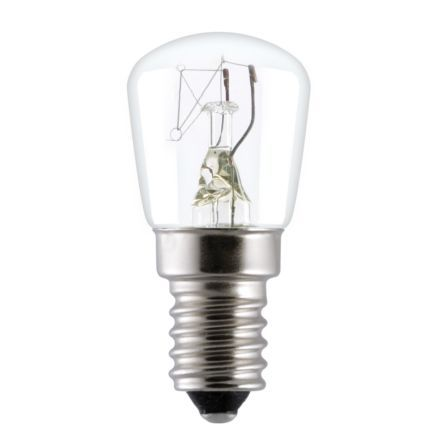 Лампа накаливания миниатюрная прозрачная для духовок 25P1/OVEN25/CL/E14 General Electric фото, цена