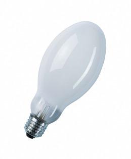 Лампа ртутная HQL 80W Osram фото, цена