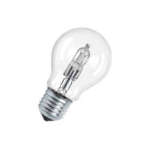 Лампа галогенная 64544, 52W, E27 A ECO Osram фото, цена