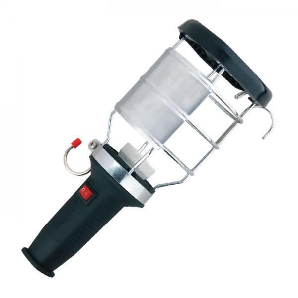 Светильник  с выключателем каучуковый IP44 фото, цена