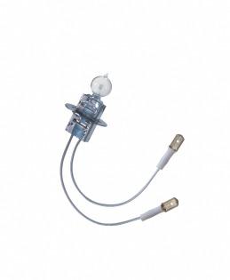 Лампа галогенная управляемая током 64317 C 45-15 PK30D 100X1 Osram фото, цена