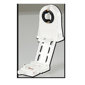 Патрон пылевлагозащищенный для люминесцентных (G13) фото, цена