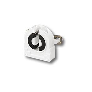 Патрон для люминесцентных ламп (торцевой) G13 фото, цена