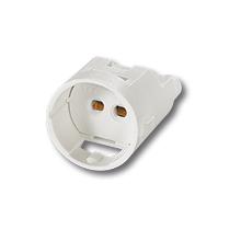 Патрон для люминесцентных ламп (накидной) G5 фото, цена