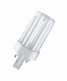 Лампа люминесцентная компактная DULUX T 26W/840 Osram фото, цена