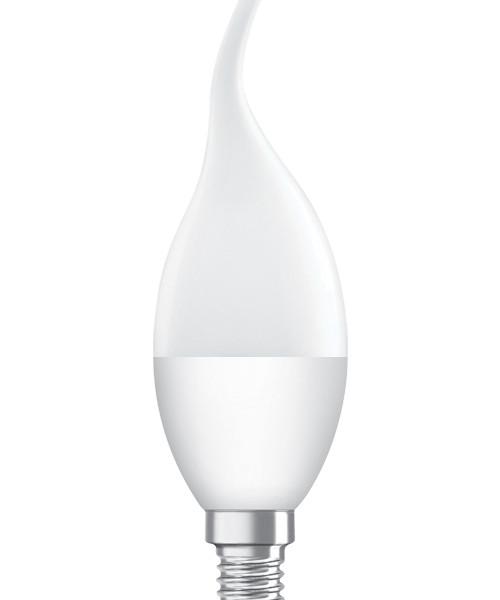 Лампа светодиодная SUPERSTAR CL BA40 диммируемая, 5,4W, E14, 2700 K фото, цена