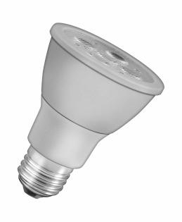 Лампа светодиодная PARATHOM PAR20 50 30 DIM 6W/827 фото, цена