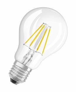 Лампа светодиодная RF CLA40 4W/827 220-240V FIL фото, цена