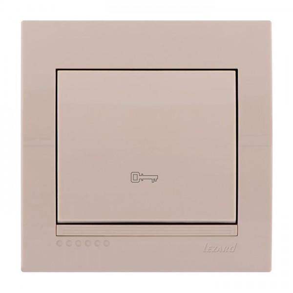 Кнопка дверного автомата, крем, Deriy фото, цена