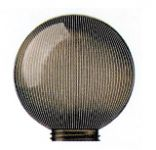 Светильник Шар 250мм РММА дымчатый фото, цена
