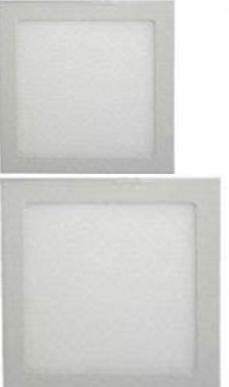 Светодиодная панель квадратная 9Вт внутренней установки, 6400K фото, цена