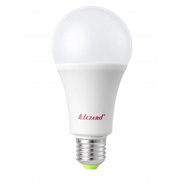 Лампа світлодіодна LED Глоб, 5W, 2700K Lezard фото, цена