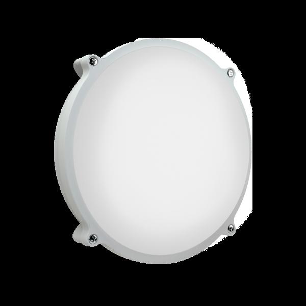 Светильник BUG LED ROUND светодиодный со степенью защиты IP65 фото, цена