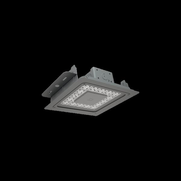 Світильник INSEL LB/R LED вбудовуваний фото, цена
