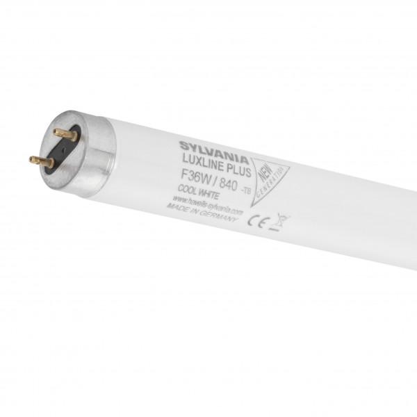 Лампа люминесцентная линейная F16Вт/840 Sylvania фото, цена