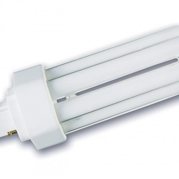 Компактна люмінесцентна лампа 18Вт/830 Sylvania фото, цена