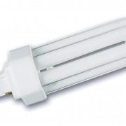 Компактные люминесцентные лампы Компактная люминесцентная лампа 26Вт/830 Sylvania фото, цена