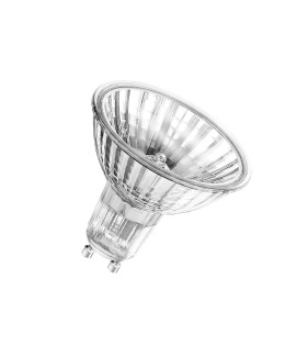 Лампа галогенна 64830 FL Ø 64 мм, 30 º, 75W, GU10 Osram фото, цена