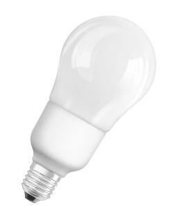 Лампа компактна люмінесцентна DINT DIM 18W/825 220-240V E27 Osram фото, цена