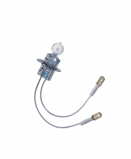 Лампа галогенна керована струмом 64319 Z/C 45-15 PK30D 100X1 Osram фото, цена