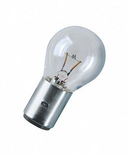 Лампа низковольтная без галогенов 8018 15W 6V B15D 100X1 Osram фото, цена