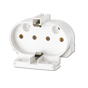 Патрон для компактних люмінесцентних ламп фото, цена