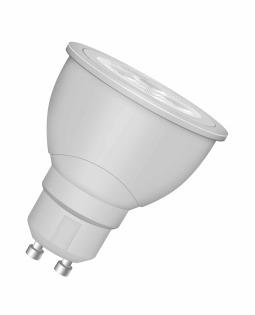 Лампа светодиодная SUPERSTAR PAR16 50 5,3W, GU10, 2700 K фото, цена