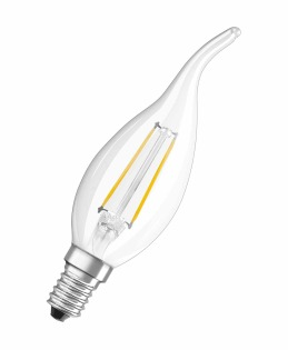 Лампа світлодіодна RFCLBA25 2W/827 фото, цена