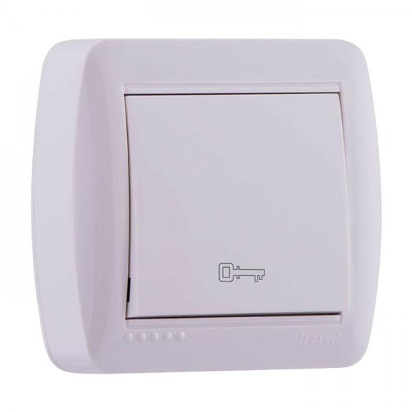 Кнопка дверного автомата, білий, Demet фото, цена