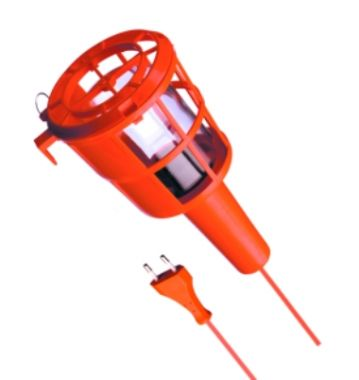 Светильник переносной PLASTIC фото, цена