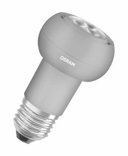 Лампа світлодіодна SUPERSTAR R50 40 30 ° ADV 3.5 W/827, E14, 2700 K фото, цена