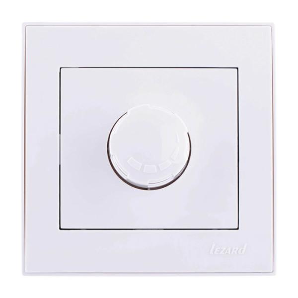 Димер 500 Вт з фільтром білий Rain фото, цена